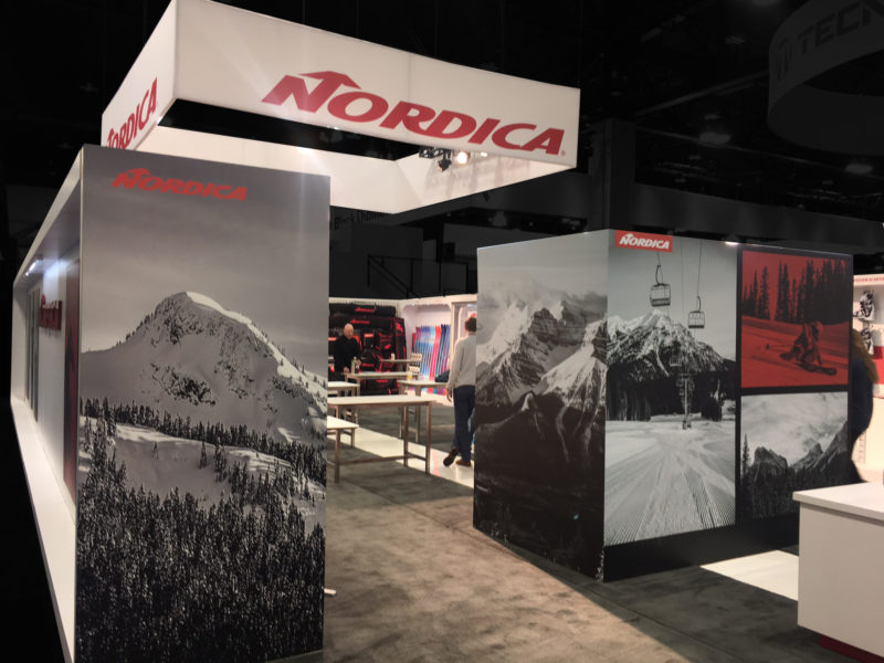 Outdoor Industry Trade Show Exhibits