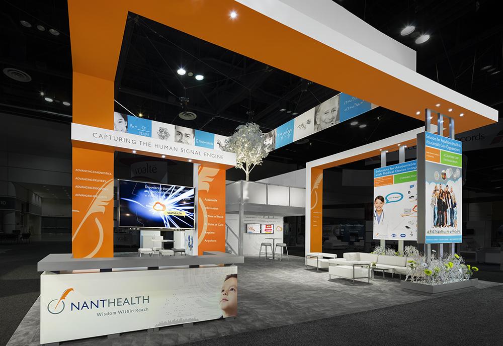 Orlando Trade Show Booth
