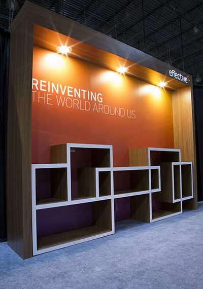 Trade Show Backwall