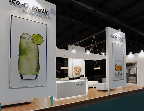 Exhibit Design Indoor Trade Show