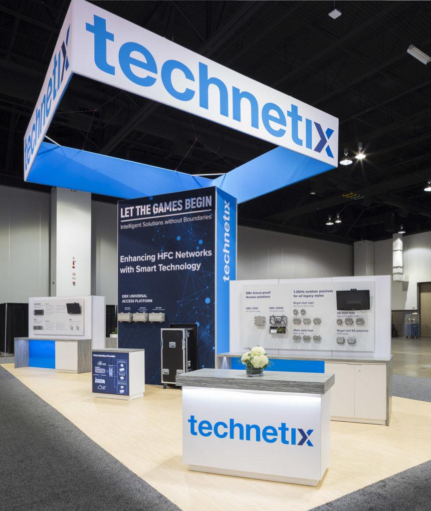 Cable Tech 2017 Rental Exhibit