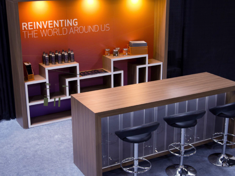 EUI Booth Isometric